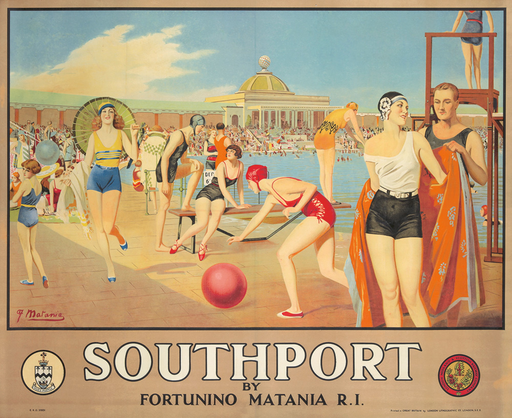 295. Southport. Ca. 1928.