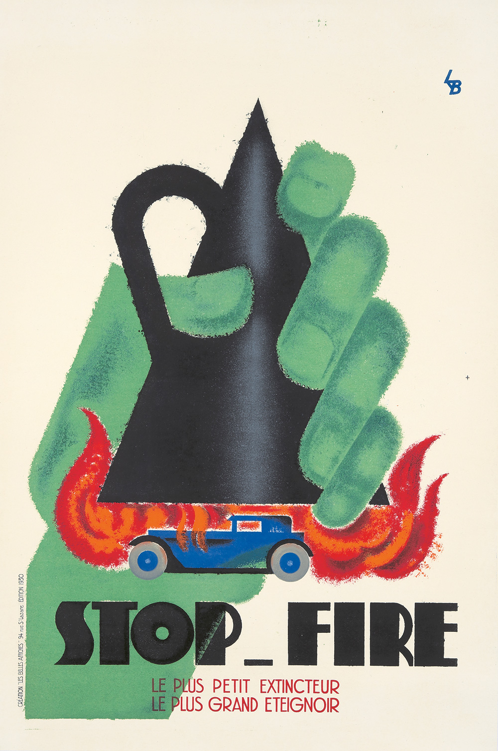 362. Stop-Fire. 1930.