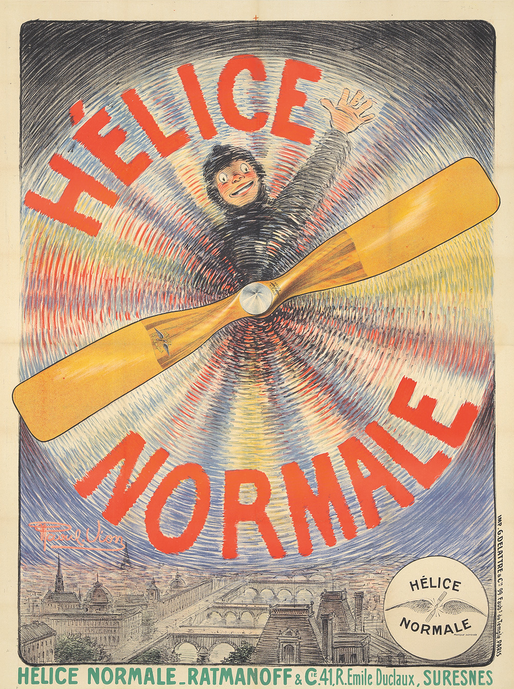 69. Helice Normale. 1909.