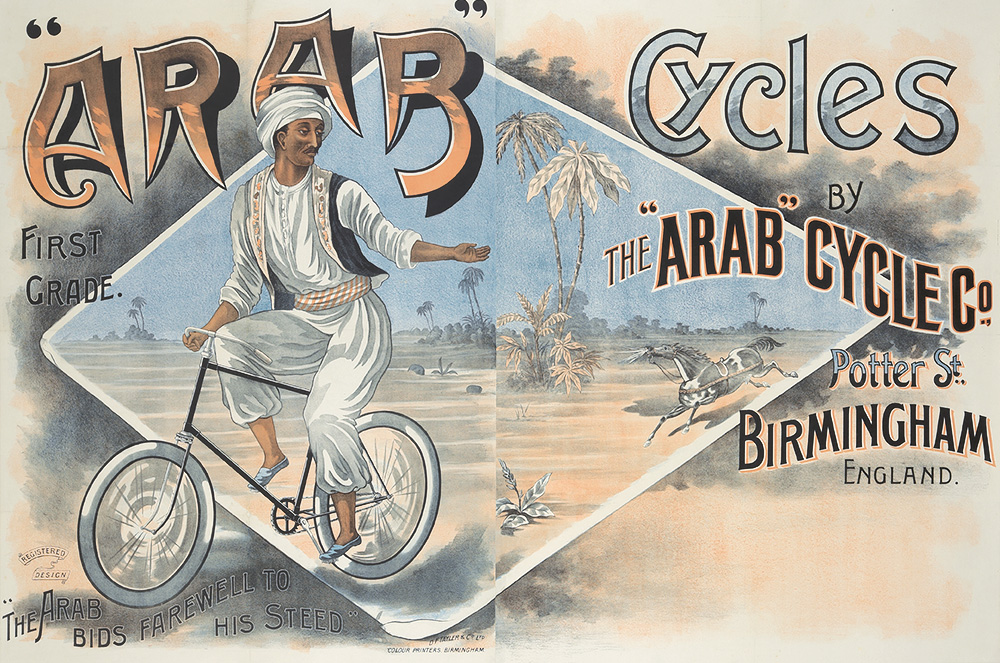 "8. ""Arab"" Cycles."