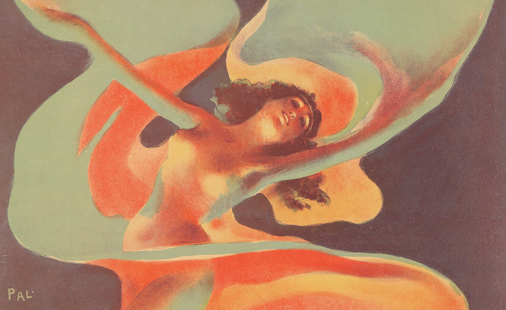 Loïe Fuller Film || Exhibitions Around The Nation