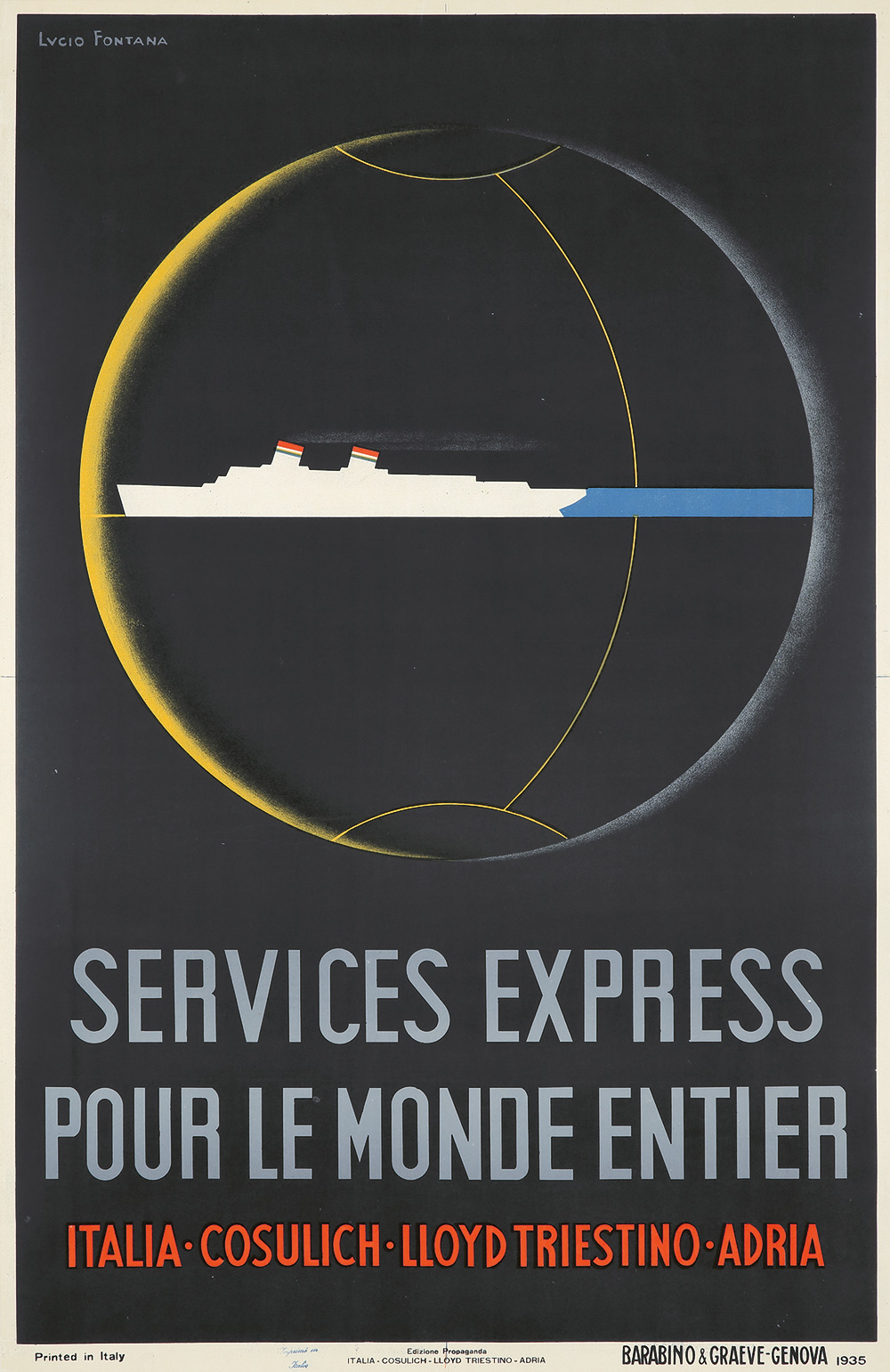 217. Services Express. 1935.