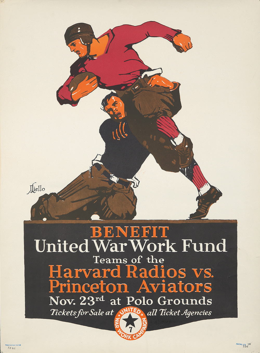 264. United War Work Fund. 1918.