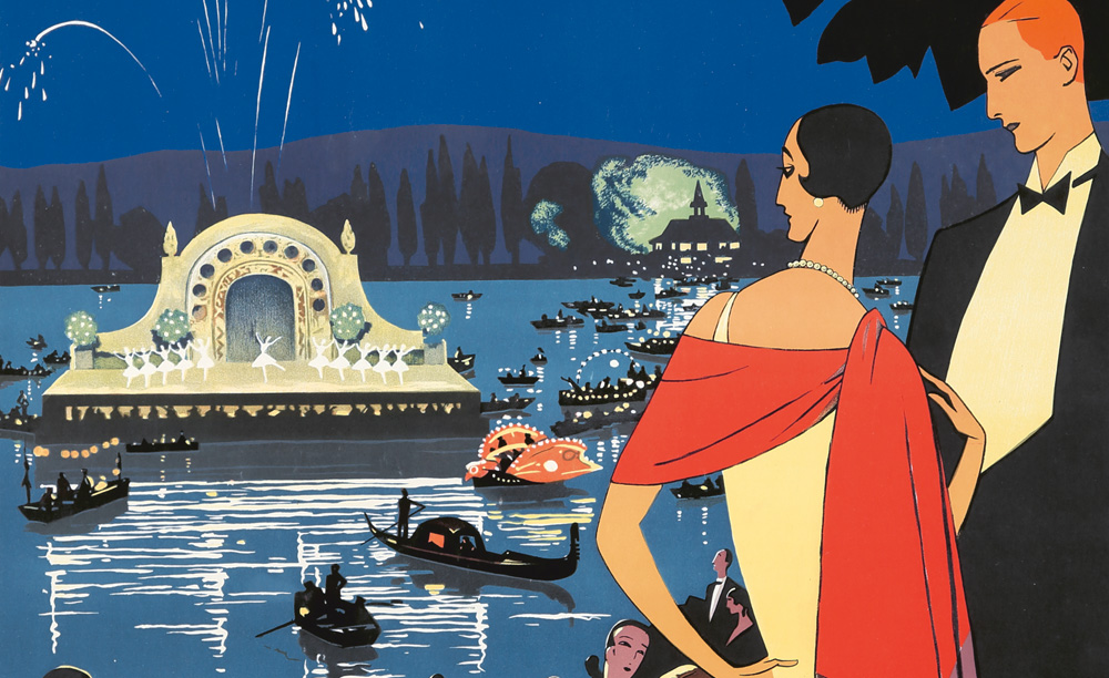 Travel Posters, Part I