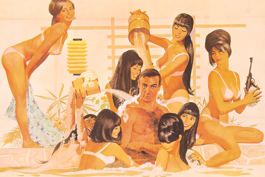 A Stock Of Bond: Six Original James Bond Posters