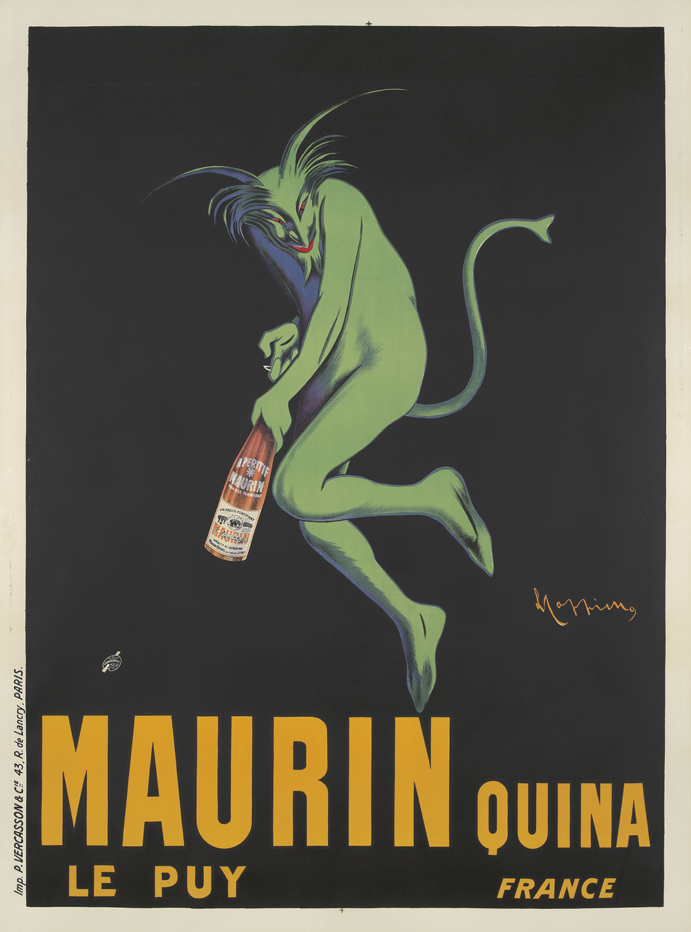 219. Maurin Quina. 1906.