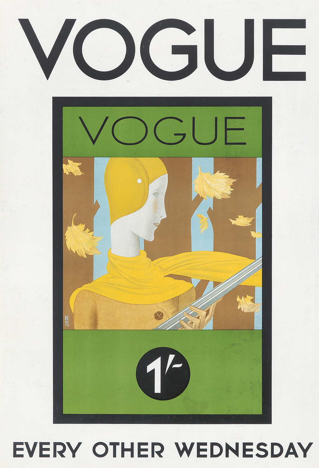 154B. Vogue / Every Other Wednesday.