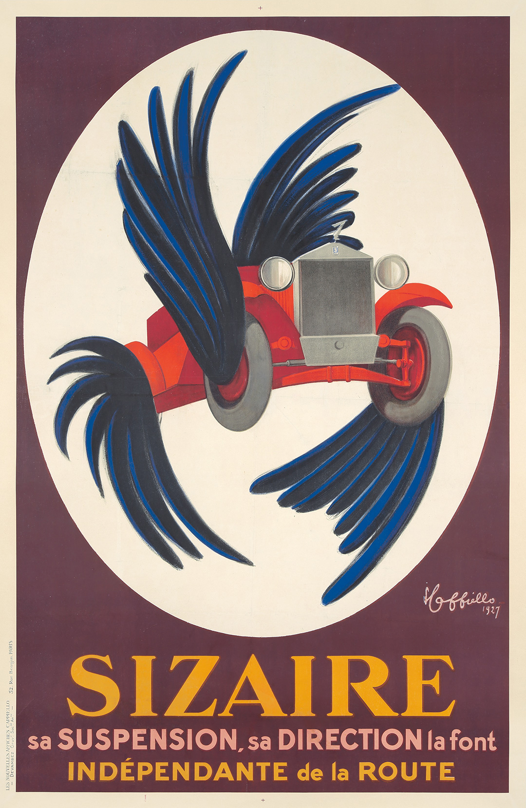 192. Sizaire. 1927.