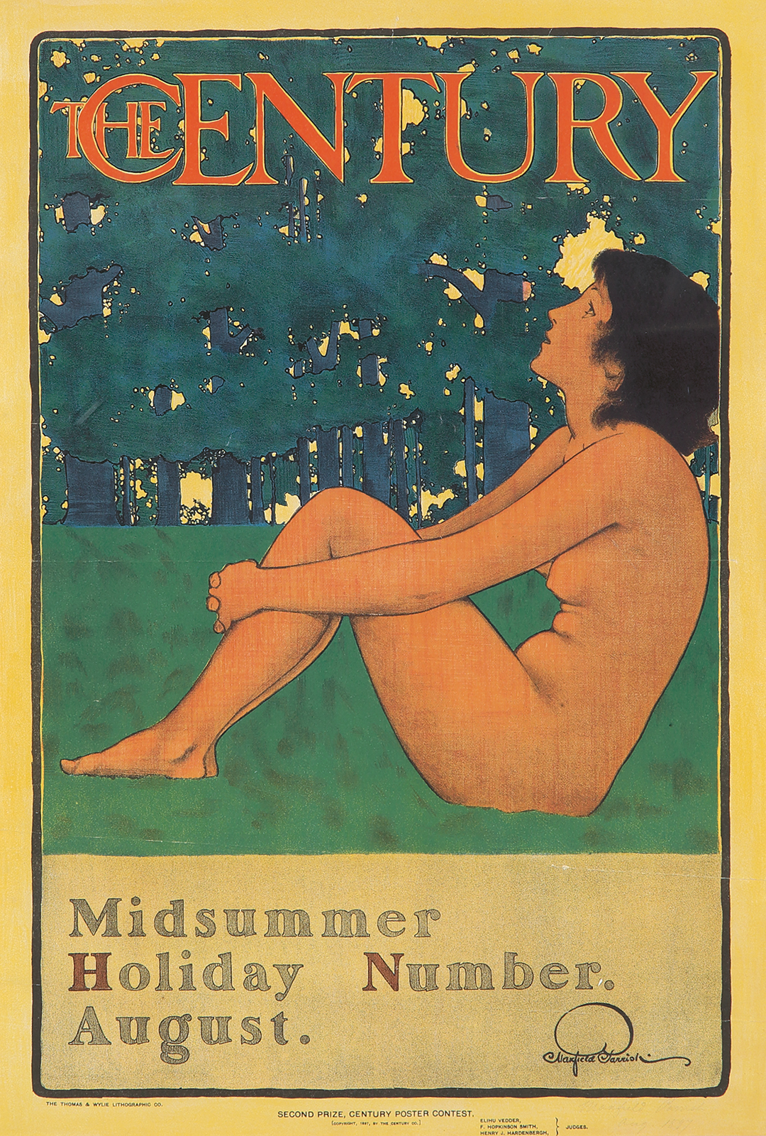 326. The Century / Midsummer Holiday Number. 1897.