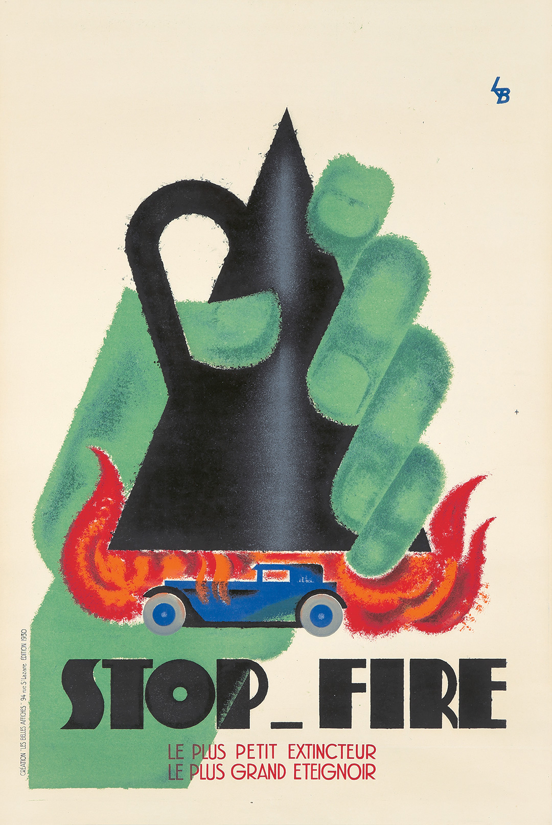 332. Stop-Fire. 1930.