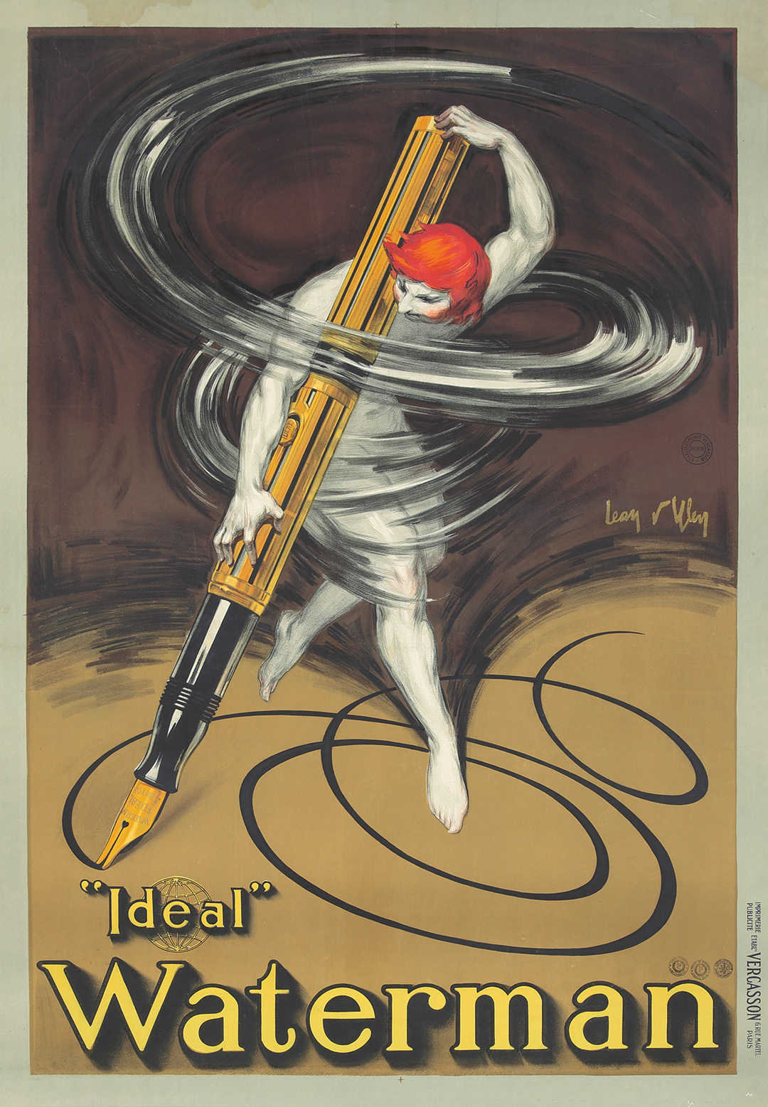"462. ""Ideal"" Waterman. 1927."