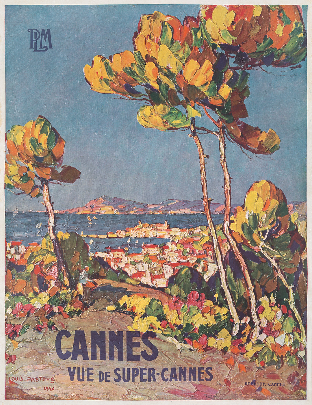 Cannes. 1926.
