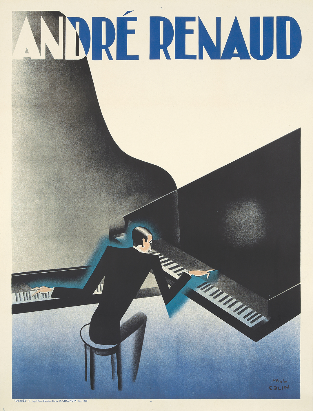 243. André Renaud. 1929.