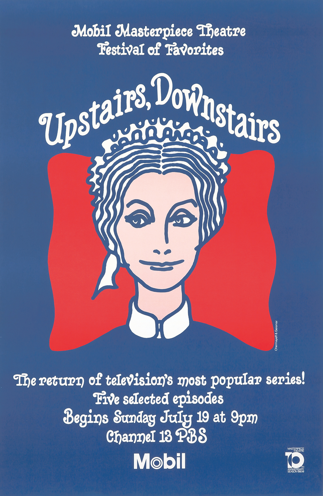 Upstairs, Downstairs. 1981.