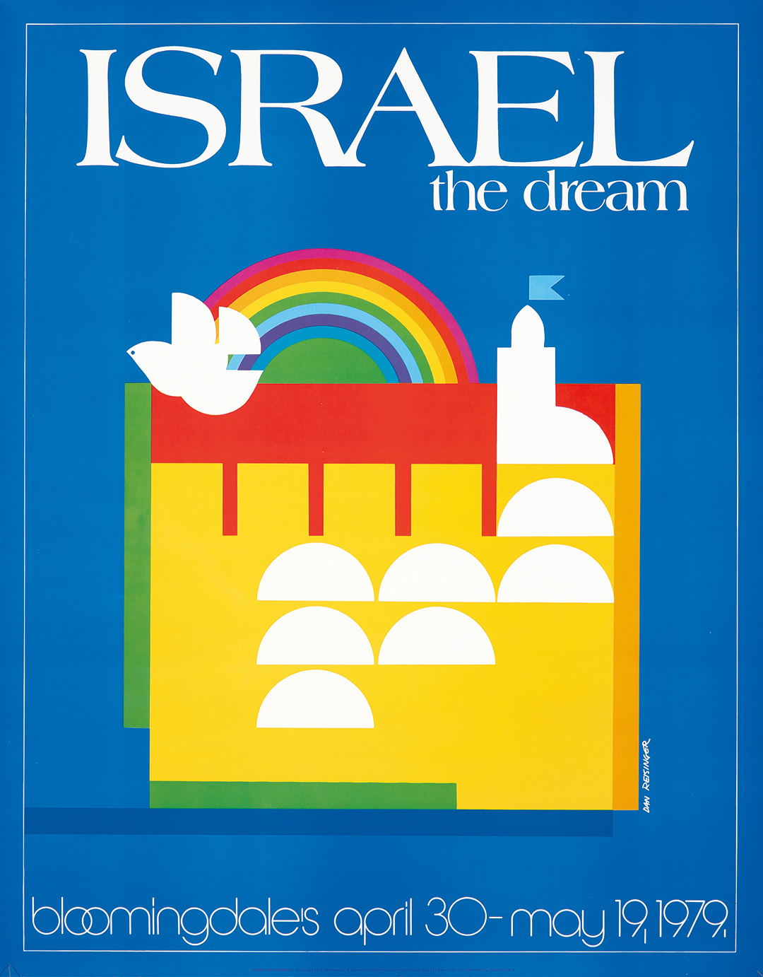 Israel - The Dream. 1979.