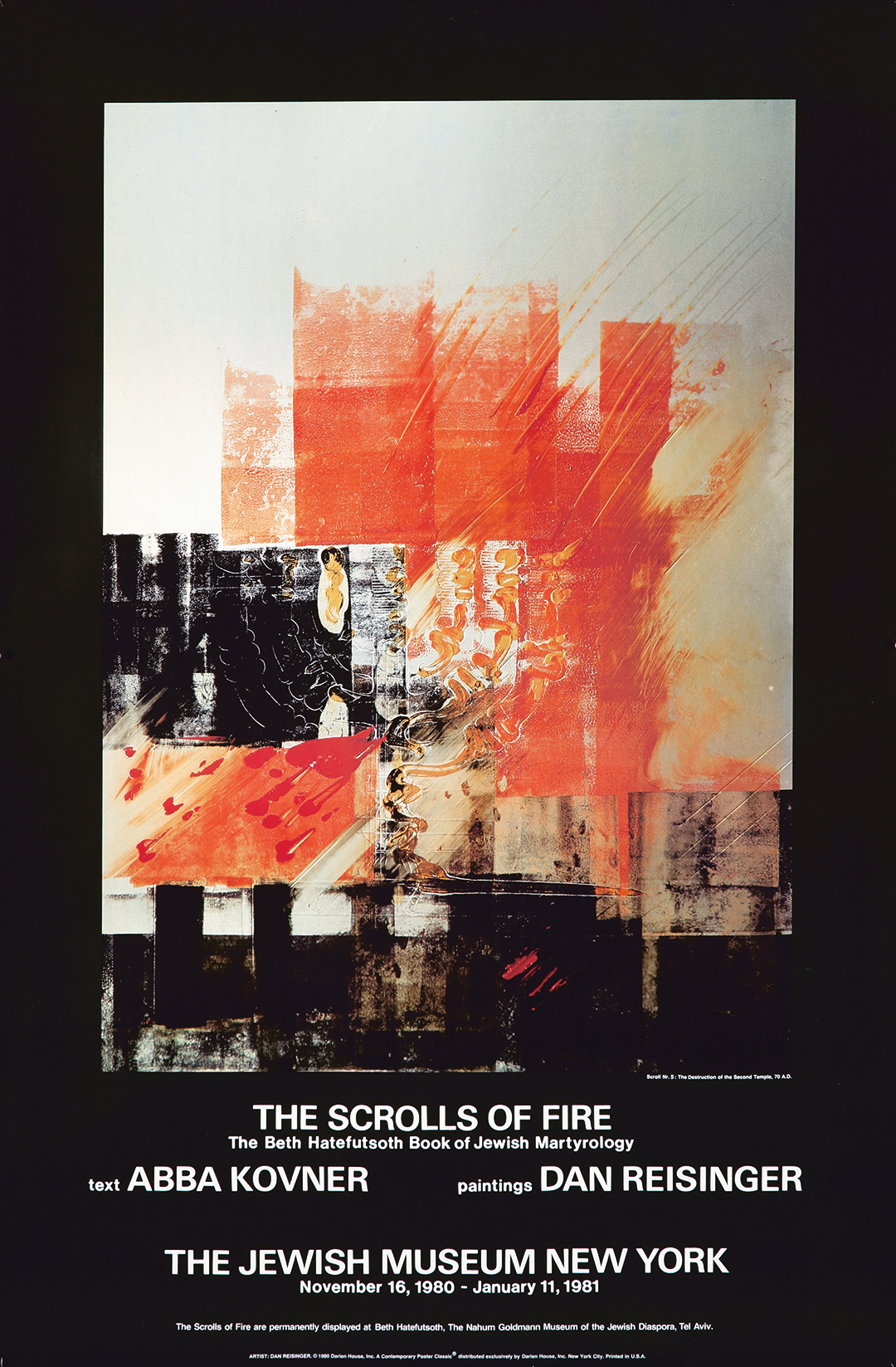 The Scrolls of Fire. 1980.