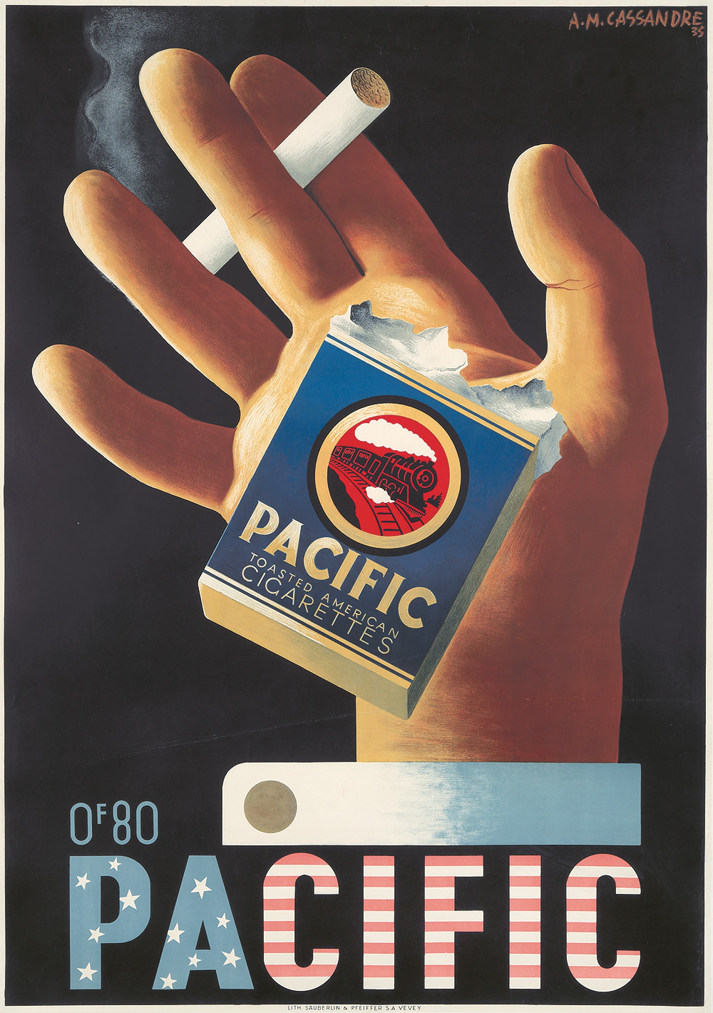 233. Pacific. 1935.