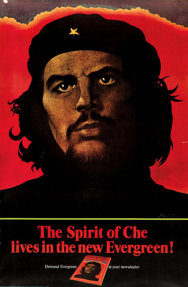 Paul Davis, The Spirit Of Che / Evergreen, 1968