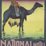 248. National Hotel Cairo.  Ca. 1905.