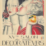 322. XVme Salon Des Artistes Decorateurs. 1924.