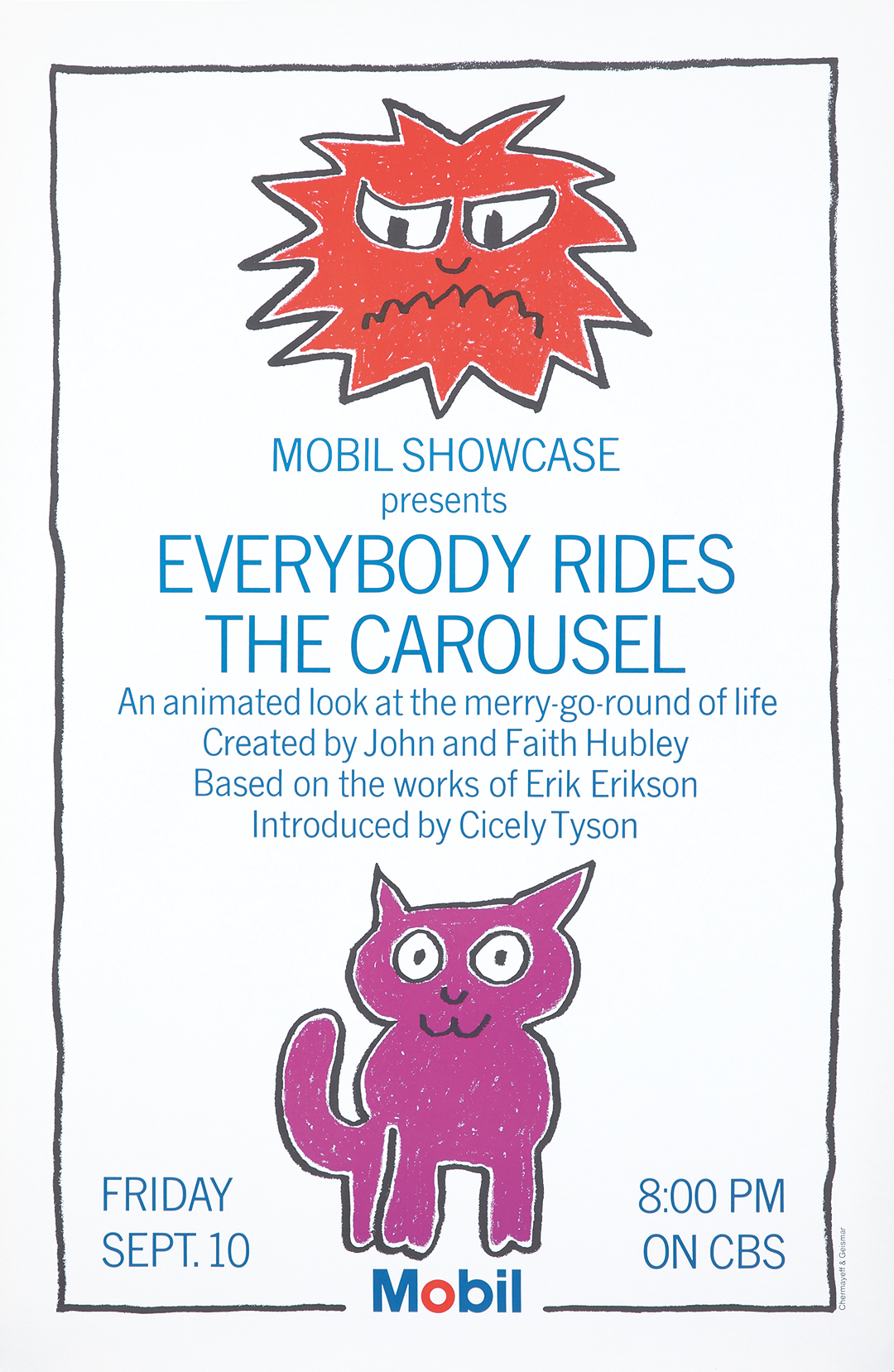 Everybody Rides the Carousel. 1968.